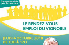 EVENEMENT EMPLOI EN OCTOBRE