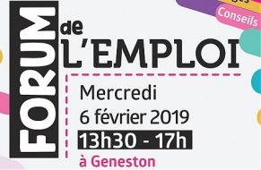 FORUM EMPLOI DE GENESTON