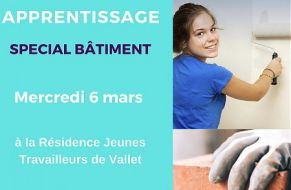 APPRENTISSAGE BATIMENT