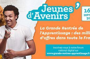 LA GRANDE RENTREE DE L'APPRENTISSAGE