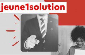 #1JEUNE1SOLUTION