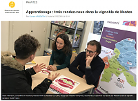 photo RDV apprentissage ouest france