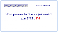 Signalement SMS