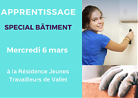RDV Apprentissage Batiment - site MLVN