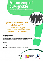 Forum 2017 Flyer recto